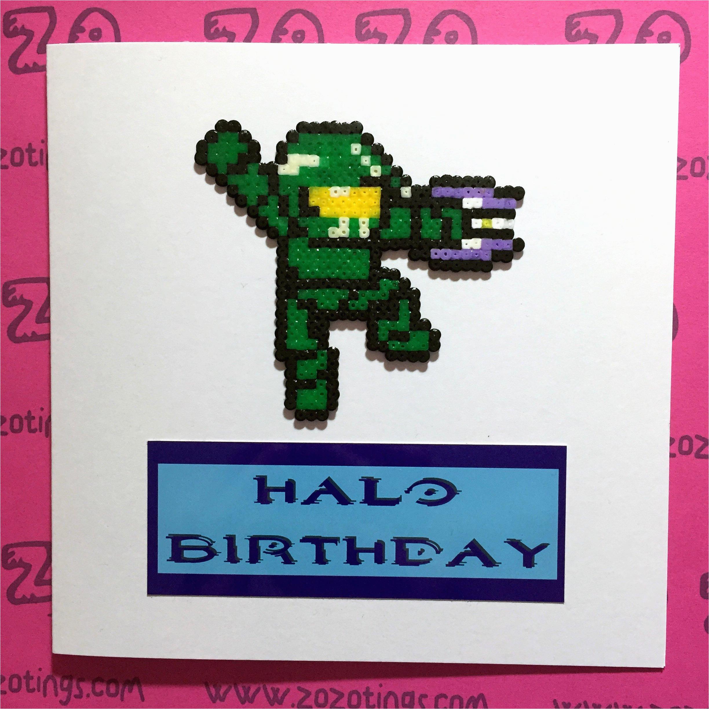 zo zo tings halo 39 master chief 39 birthday card