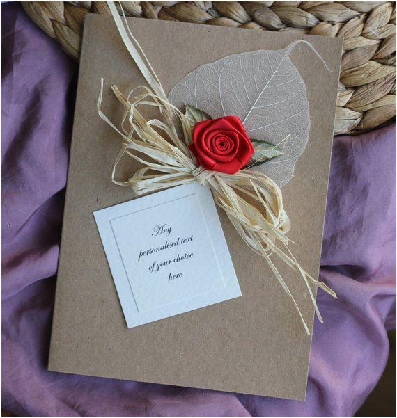 Handmade Birthday Cards For Boyfriend With Love Card Husband Personalised By