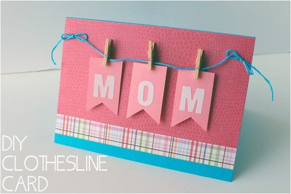 Handmade Birthday Cards For Mom From Daughter