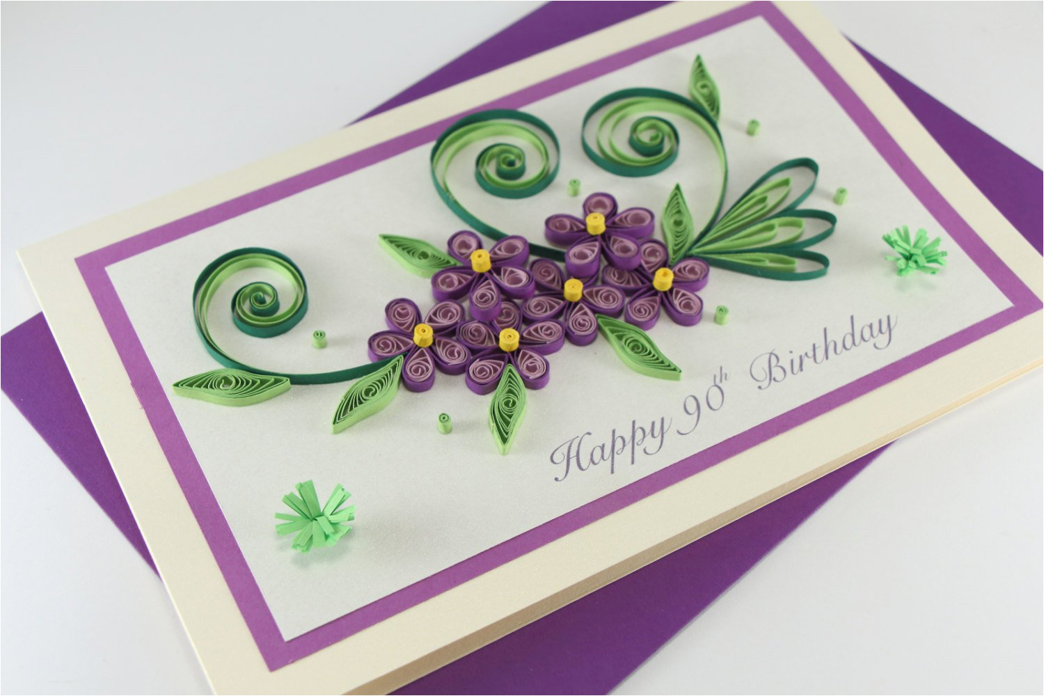Handmade Birthday Cards For Mom From Daughter Happy 90th Card Sister Nan