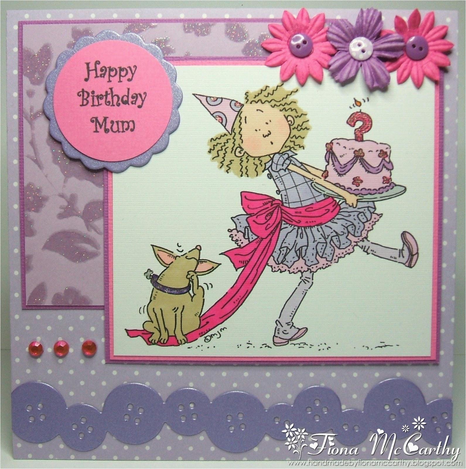 Homemade Birthday Card Ideas For Mom 28