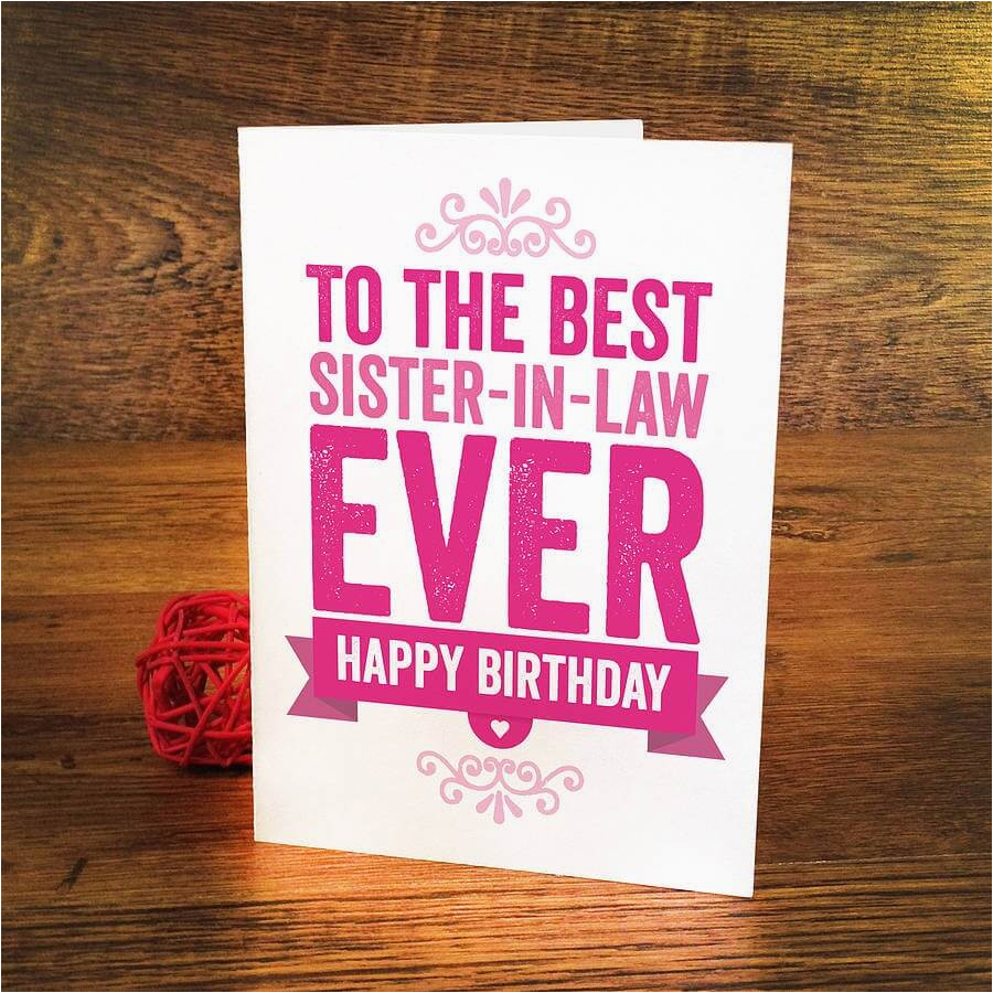 Handmade Birthday Cards For Sister In Law Card Ideas Inspiration Everyone