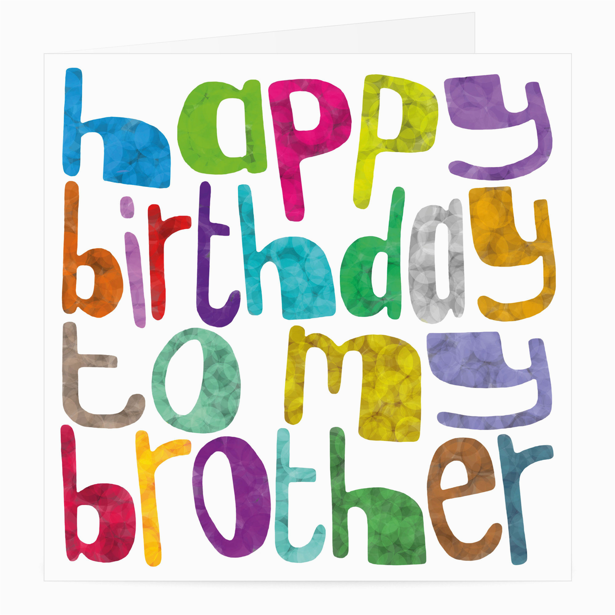 Happy 50th Birthday Brother Cards To My Pictures Photos And Images