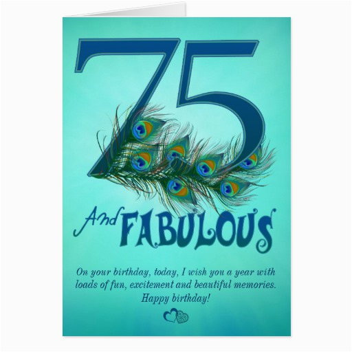 Happy 75th Birthday Cards Happy 75th Birthday Gifts T Shirts Art Posters Other