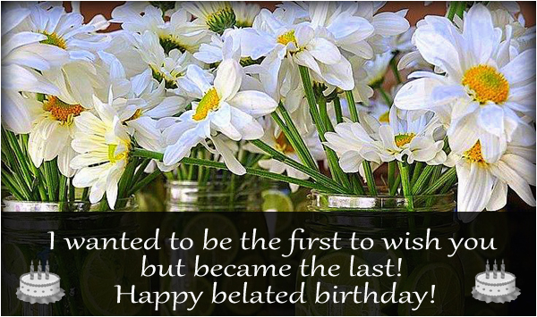 happy belated birthday pictures images commentsdb com