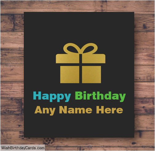 Birthday Card For Brother With Name Picture 71
