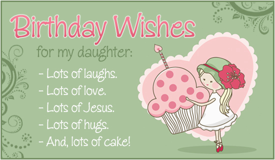 free birthday daughter ecard email free personalized