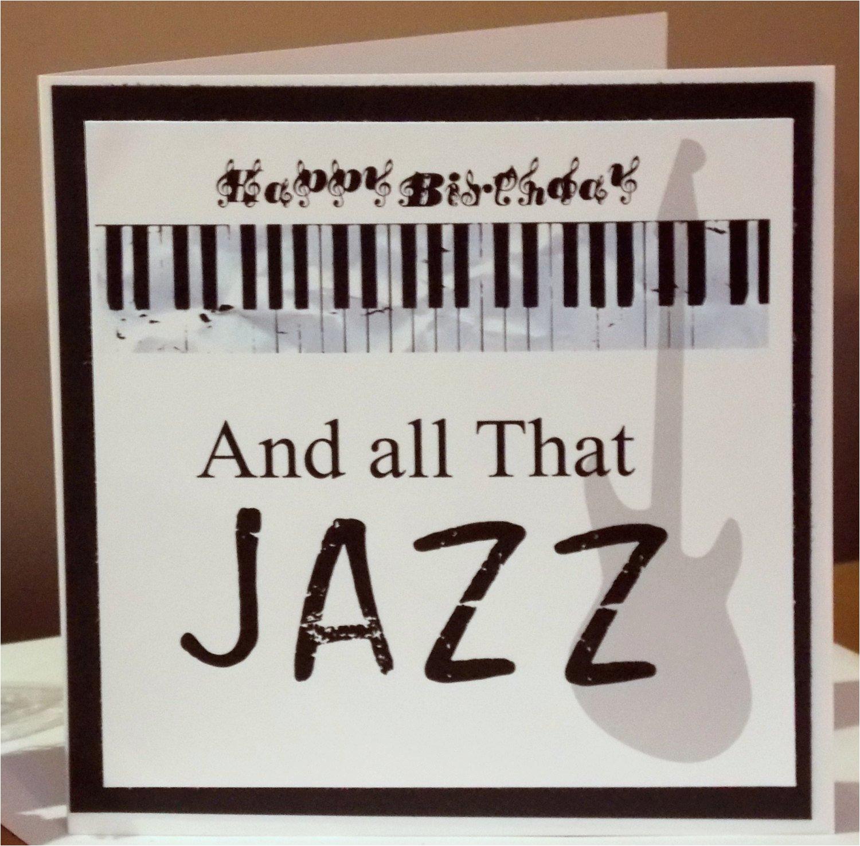 all that jazz music keys happy birthday