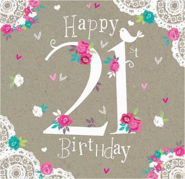 13 lovely happy birthday 21 year old images images free