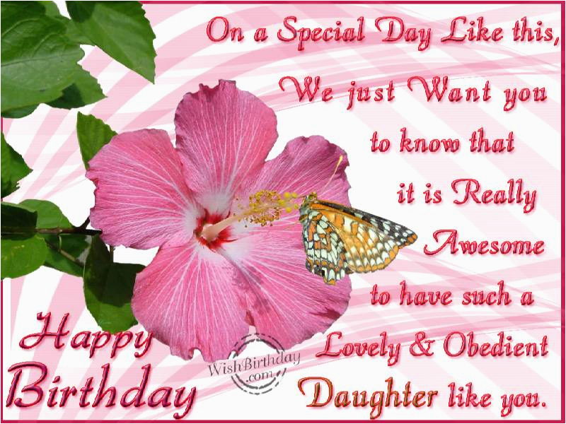 Happy Birthday Cards For A Daughter Dad From Quotes Quotesgram