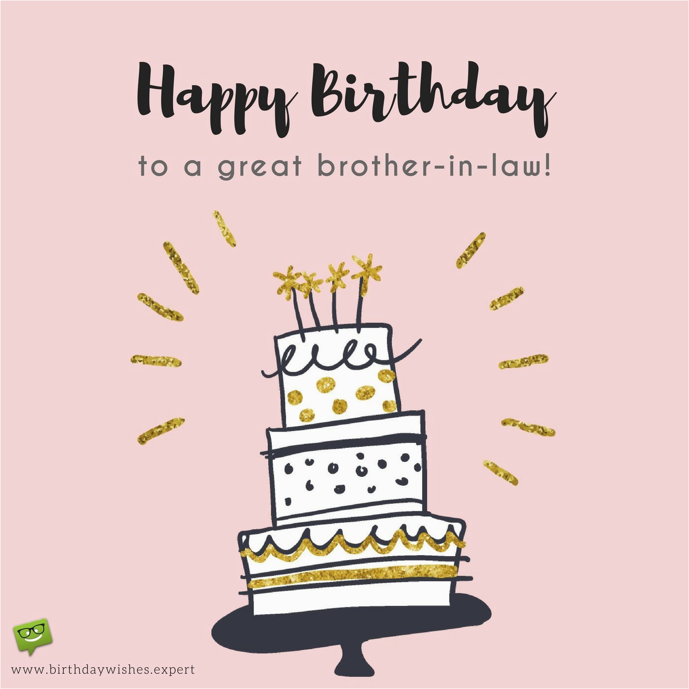 Happy Birthday Cards For Brother In Law Wishes Your