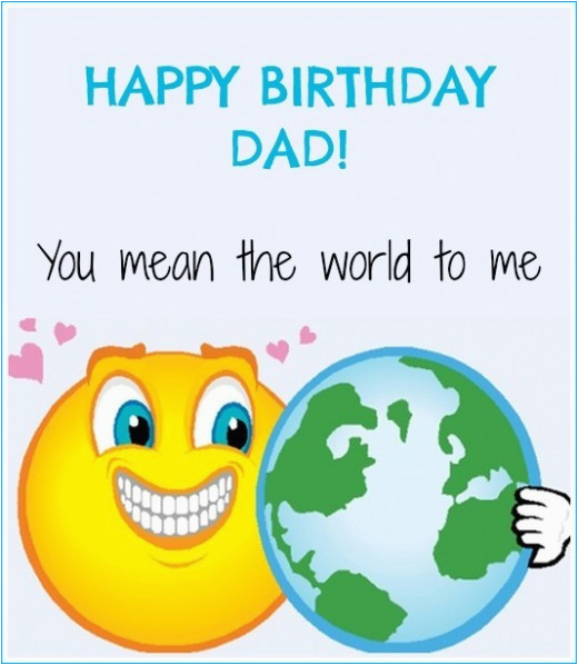 Happy Birthday Cards For Dad From Daughter B 39 Day
