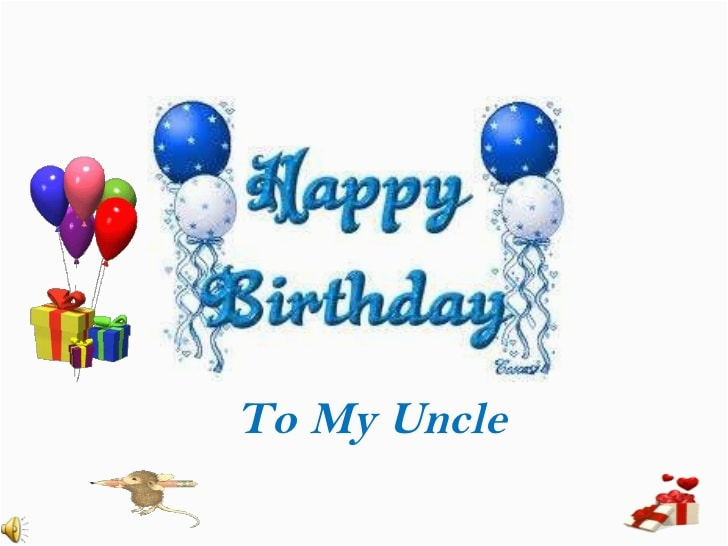 Happy Birthday Cards For My Uncle Wishes Messages Greetings