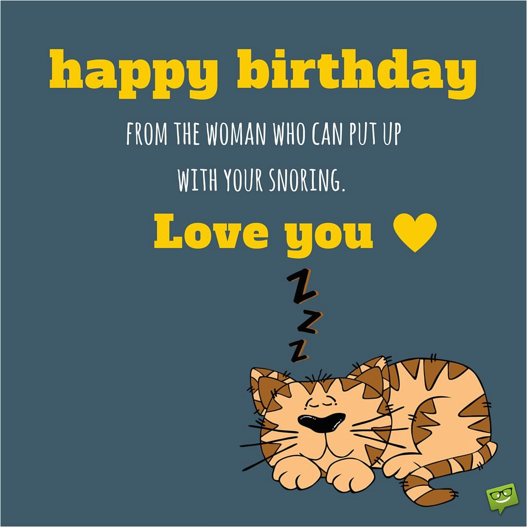 smart birthday wishes for husband