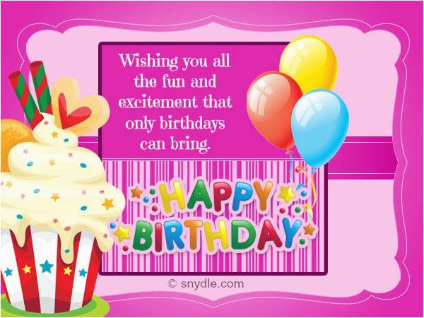 10 free happy birthday cards and ecards random talks