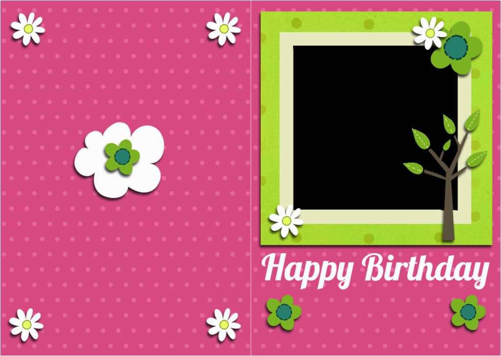 Happy Birthday Cards Online Free To Make Printable Ideas Greeting Card Template