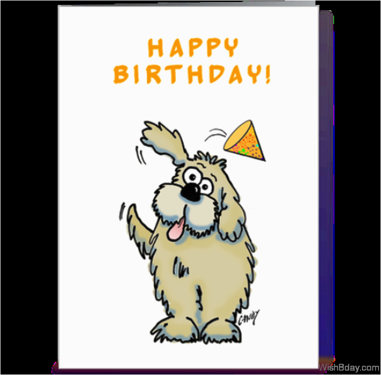 Happy Birthday Cards With Dogs 64 Dog Wishes