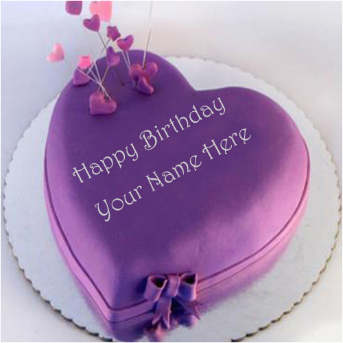 Happy Birthday Cake With Name Edit For Facebook Respond