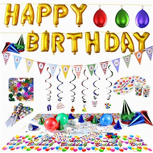 Gobshnzu4qrp6uv Happy Birthday Decorations Amazon