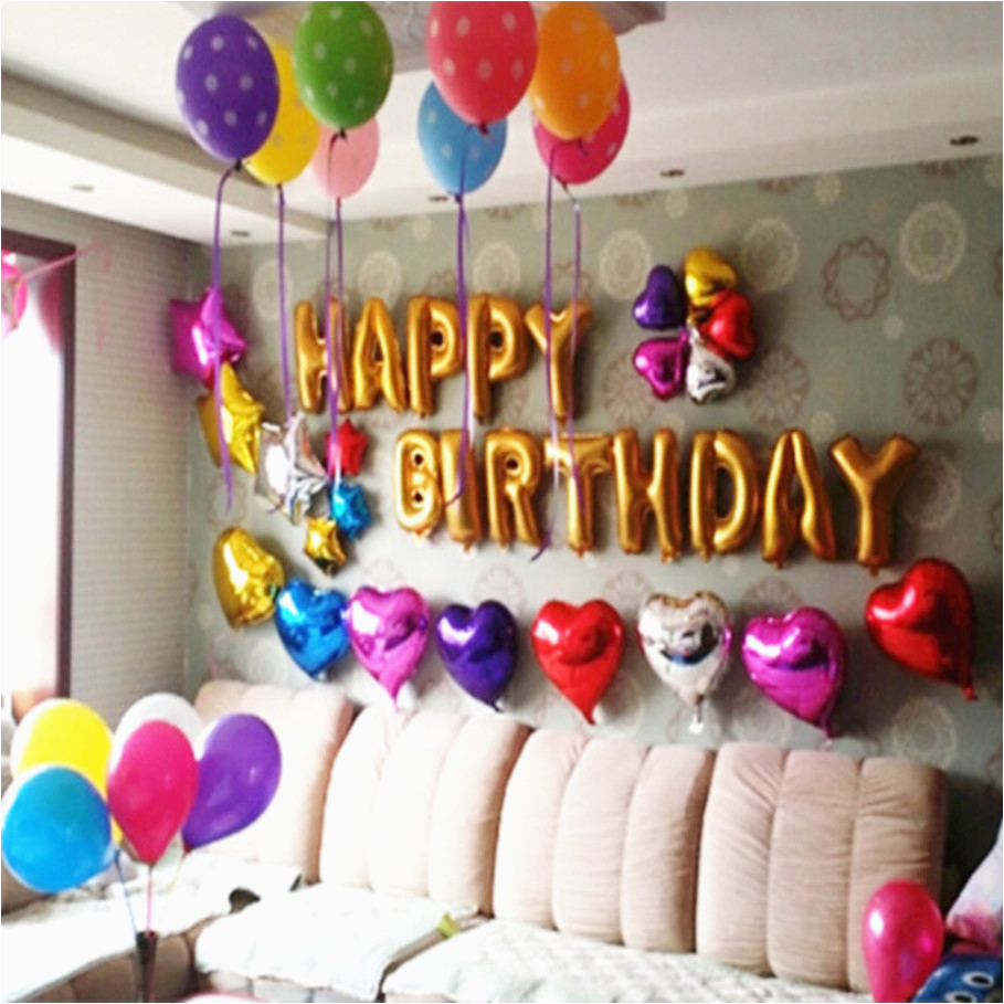 Happy Birthday Decorations for Adults Decoration Whimsical Balloon Decoration Ideas for Party