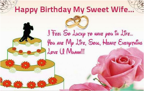 Happy Birthday Ex Wife Cards The 55 Romantic Wishes For Wishesgreeting