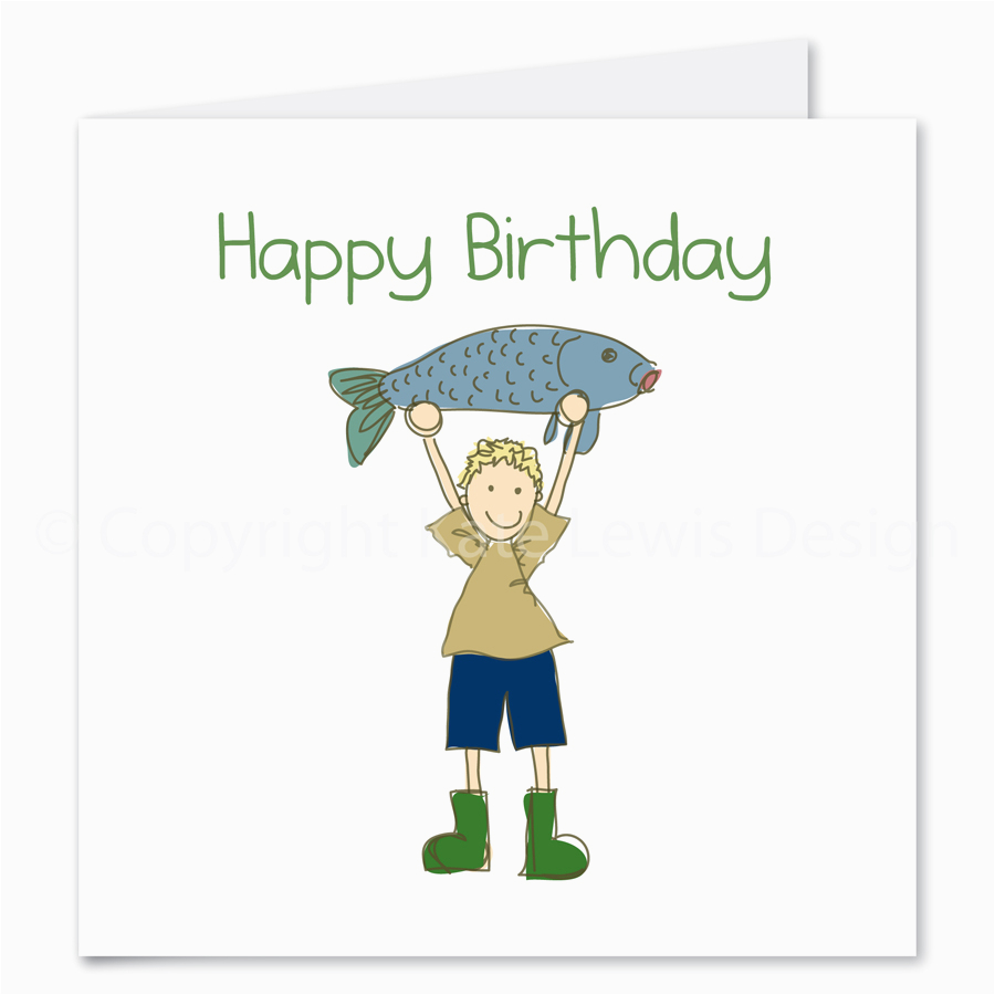 fishing boy birthday