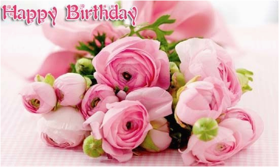 Happy Birthday Flowers Graphics Roses Images Pictures