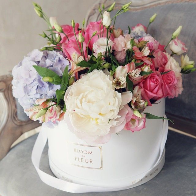 60 best images about hat box flowers on pinterest