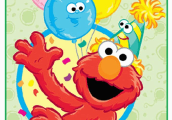 sing happy birthday as elmo over the phone