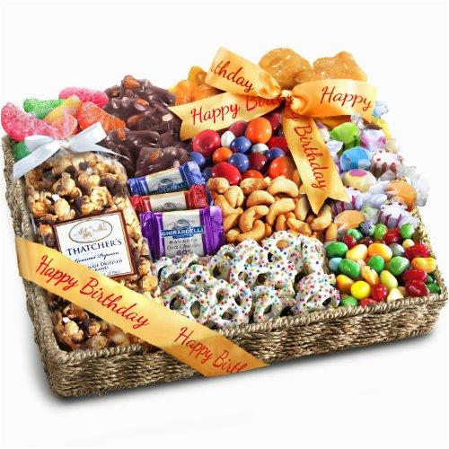 happy birthday gift basket amazon com
