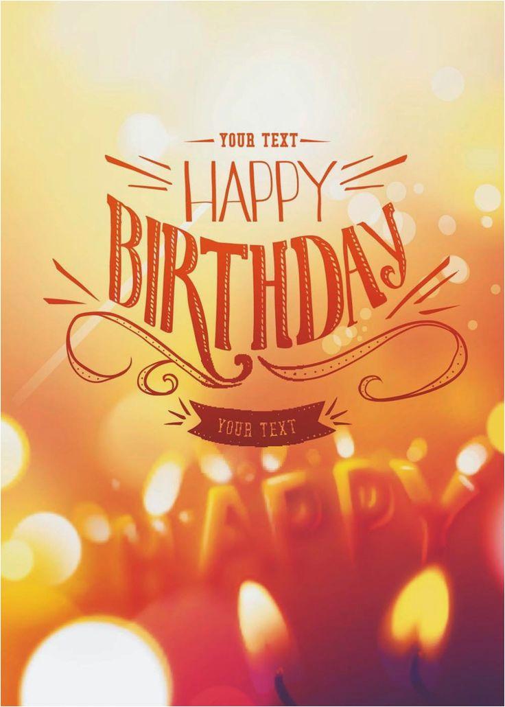 Happy Birthday Virtual Cards