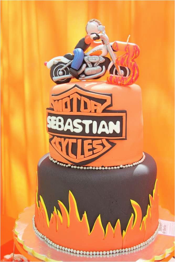 Harley Davidson Birthday Decorations Harley Davidson Birthday Party