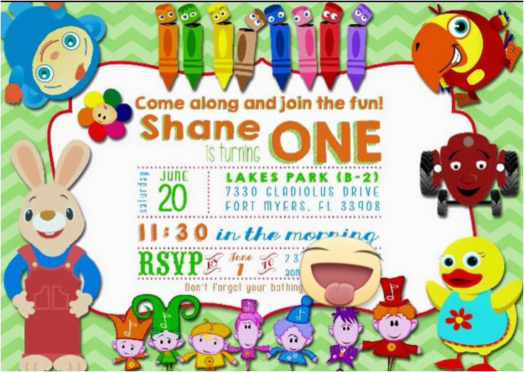 1 birthday party