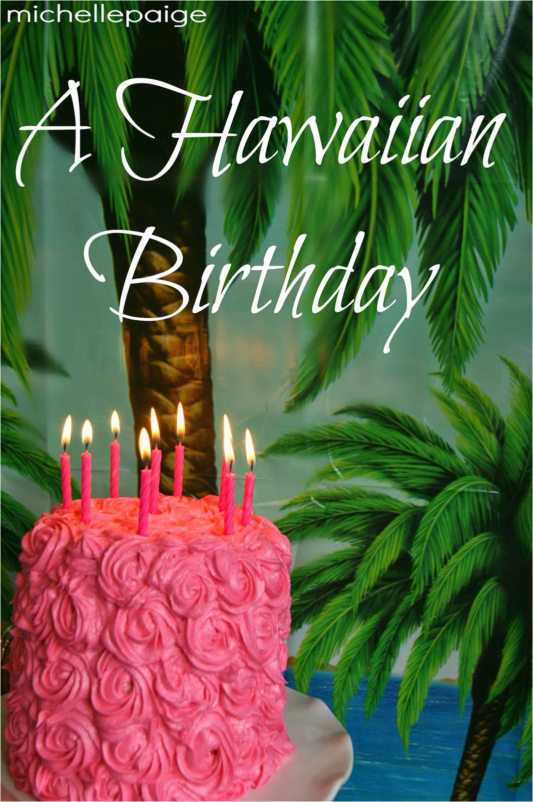 hawaiian birthday card quotes