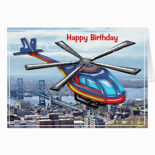 helicopter cards