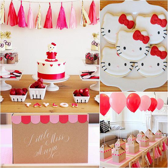hello kitty birthday party ideas 30406990