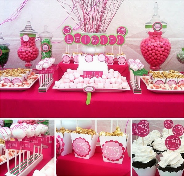 Hello Kitty Decorations For Birthday Party Birthdaybuzz