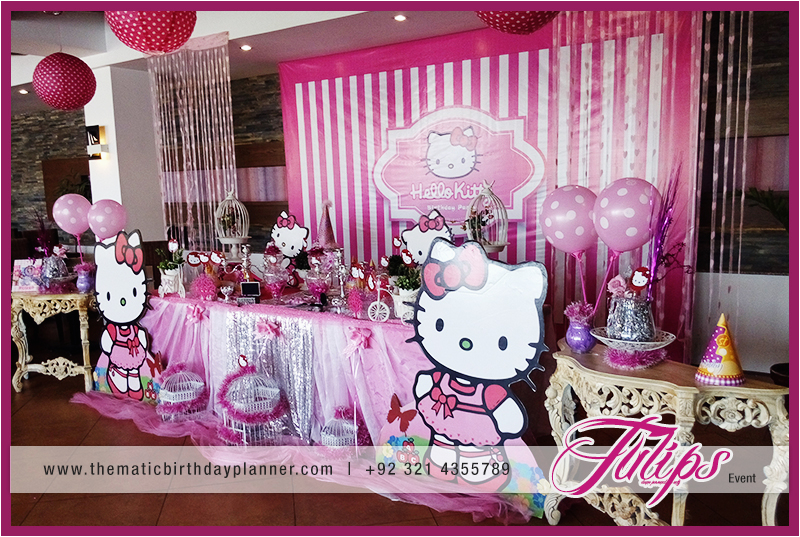 Hello Kitty Decorations For Birthday Party Hello Kitty Party Ideas