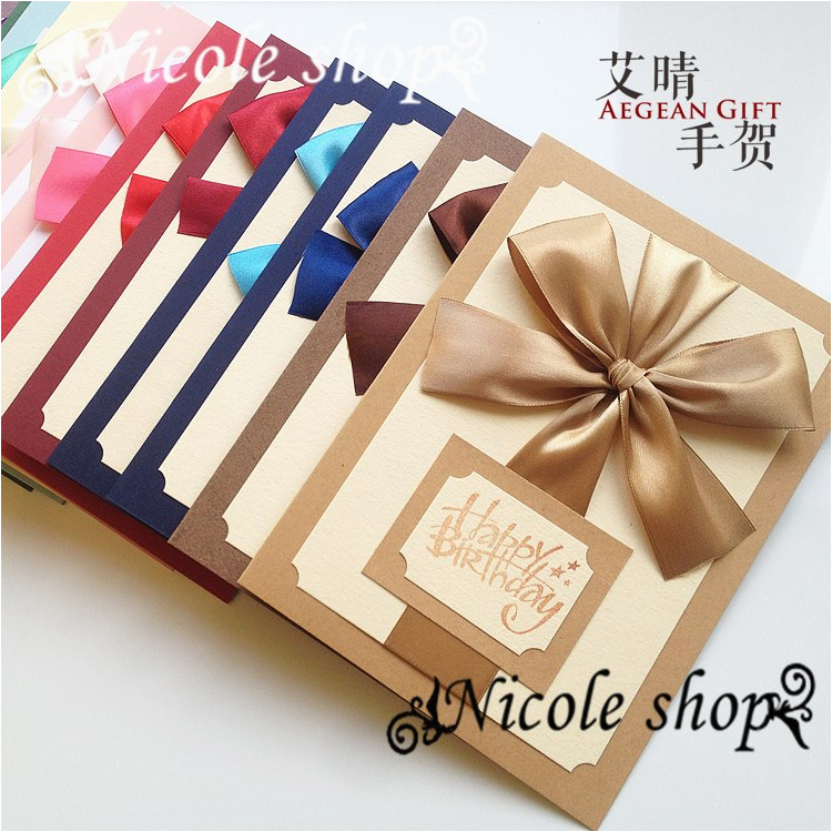 High End Birthday Cards Online Buy Wholesale Big Greeting Card From China