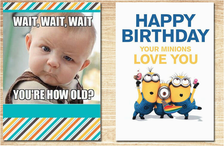 Hilarious Birthday Cards Free Funny To Share A Laugh