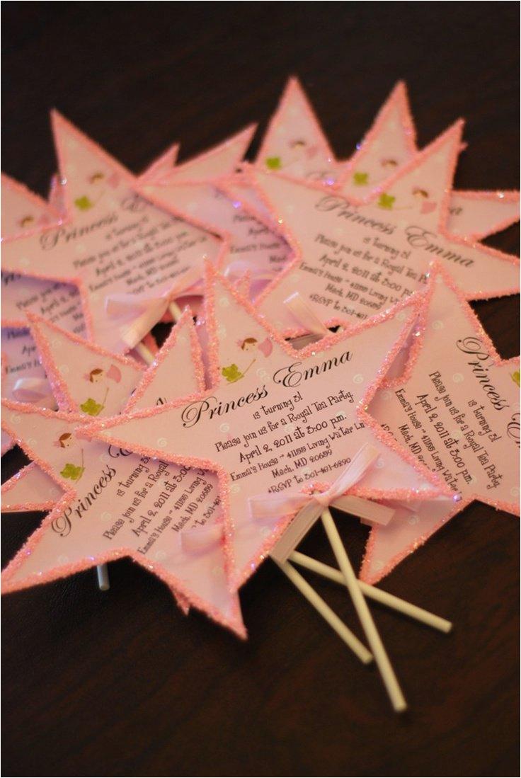 Home Made Birthday Invitations Homemade Birthday Invitation Ideas