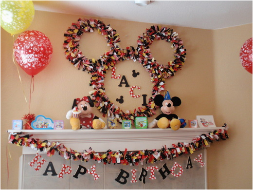 Trends Homemade Mickey Mouse Minnie Parties