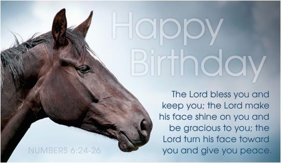horse birthday quotes