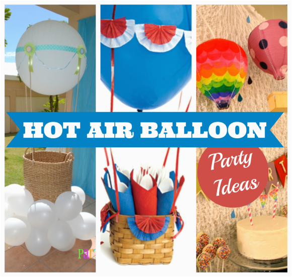 hot air balloon parties classroom decor and 40th birthday ideas