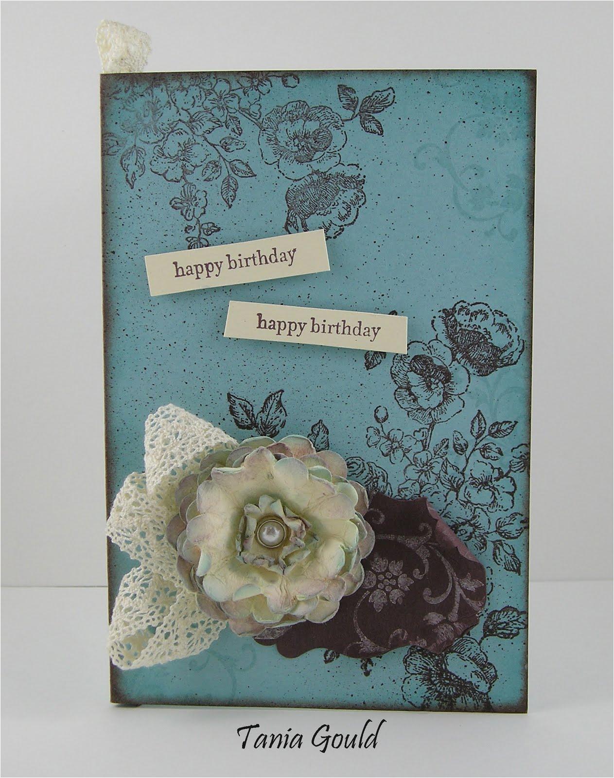 addinktive designs at blogger birthday cards so much