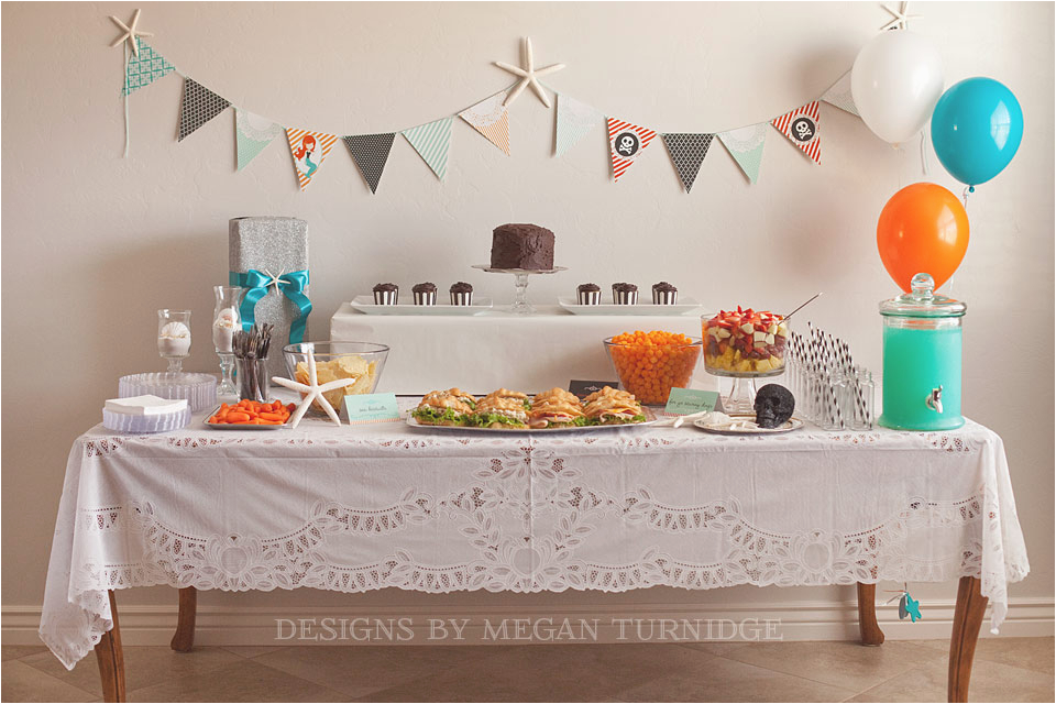 How to Decorate Birthday Party Table Party Table Decorating Ideas How to Make It Pop