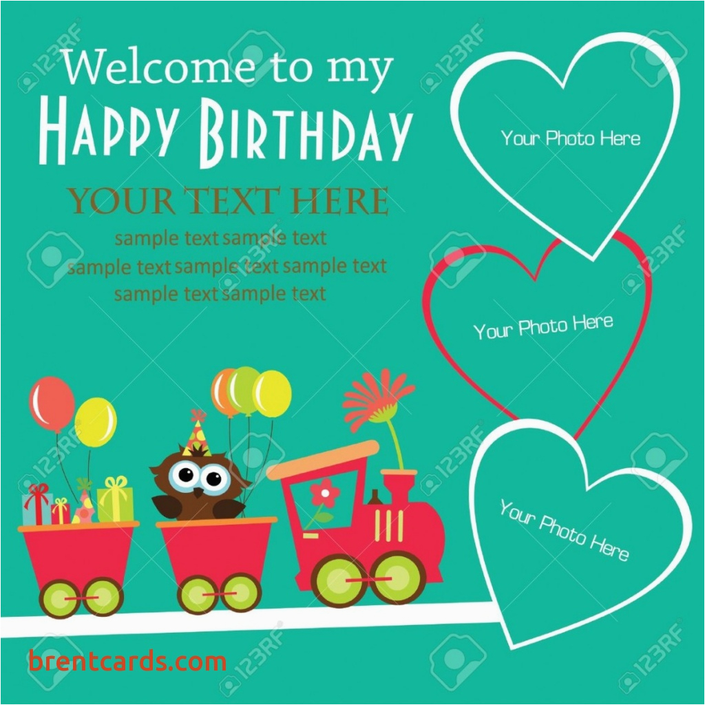 How To Design A Birthday Invitation Card Designs For Kids Free