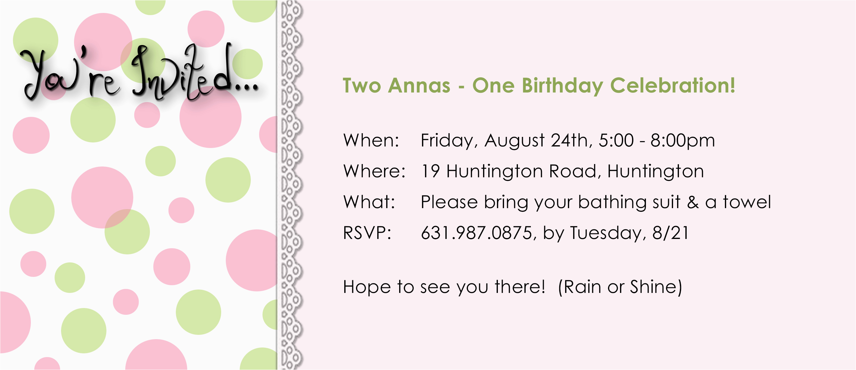 How To Invite Birthday Party Invitation Email 7 Impressive Party