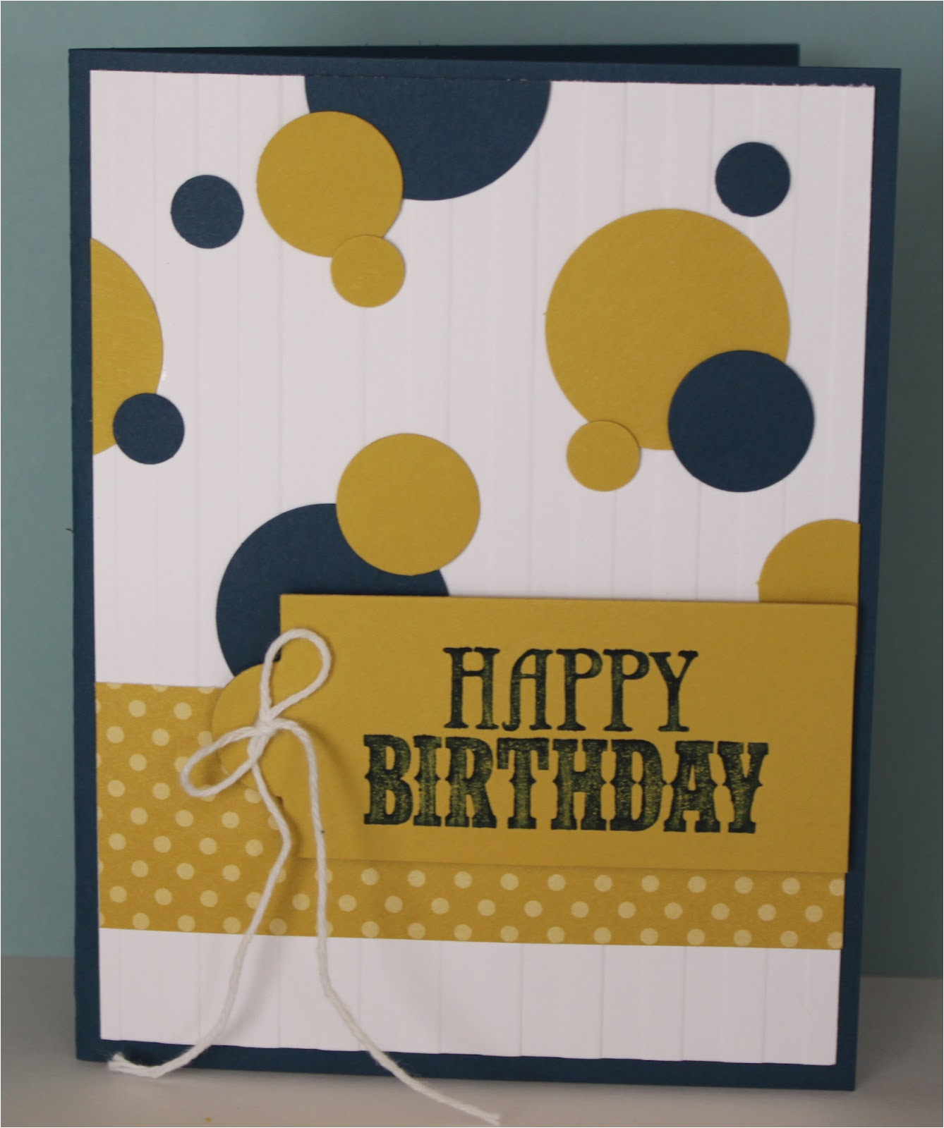 just julie b 39 s stampin 39 space quick n easy birthday card