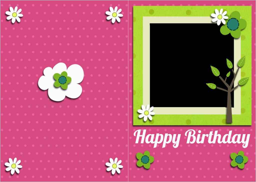 free printable birthday cards ideas greeting card template